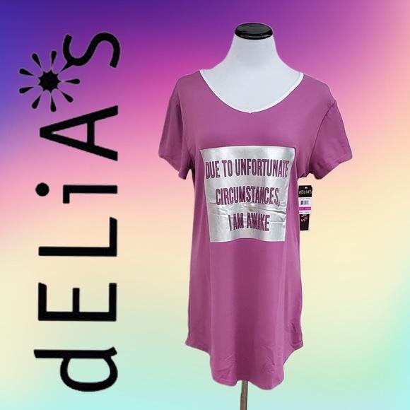 dELiA*s Other - 🆕NWT Delia's Junior's nightie